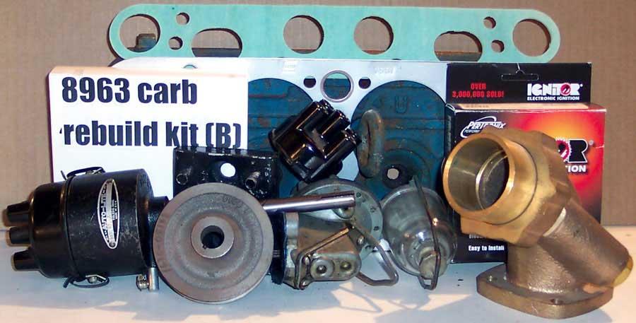Chris Craft K Engine Head Gasket