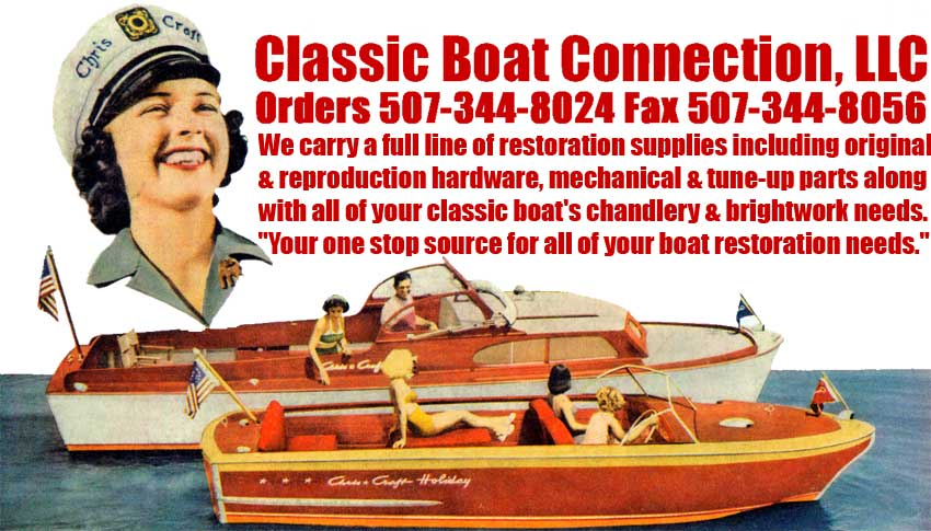 Classic Boat Connection logo