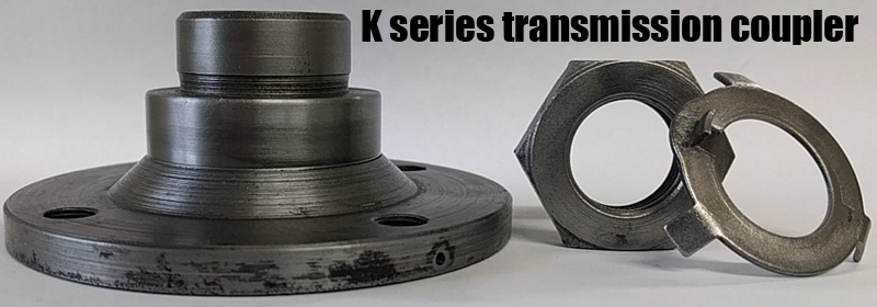 k series transmission coupler